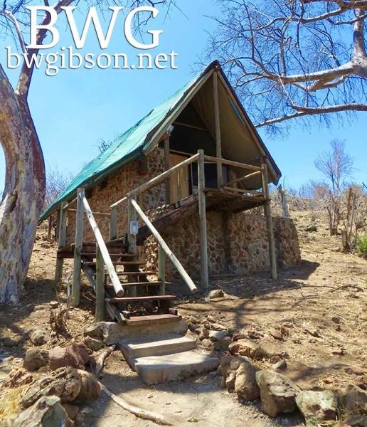 Baobab Lodge Tent