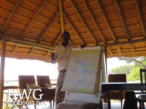 Okavango Delta Lecture