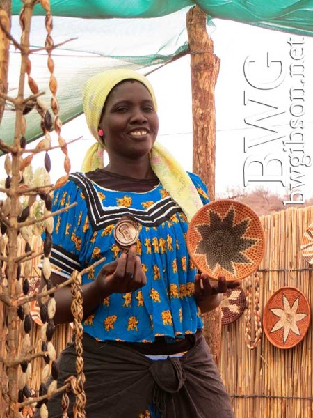 African Basket Weaving