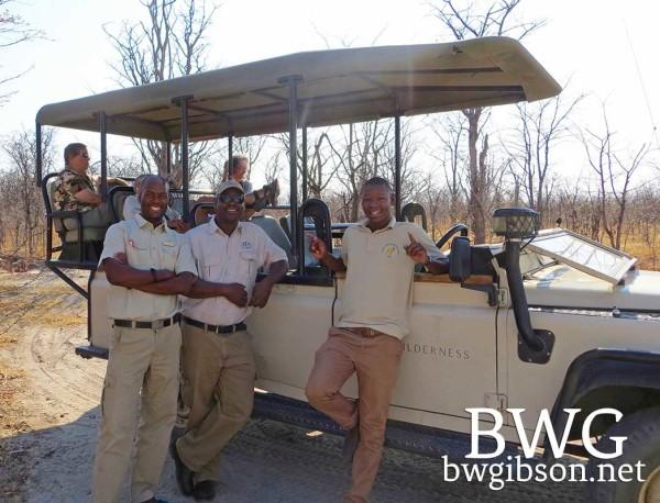 Okavango Delta Guides