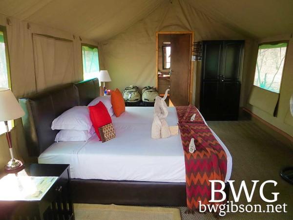 Hwange Tent