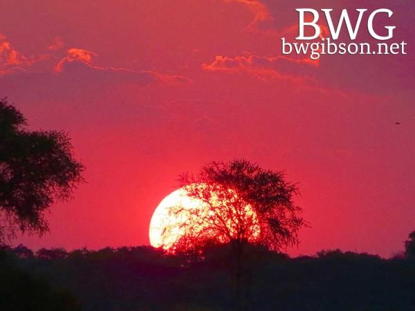 Big Zambian Sun