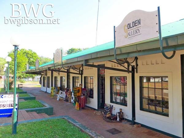 Victoria Falls Shops