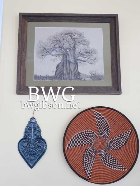 Baobab Tree Art