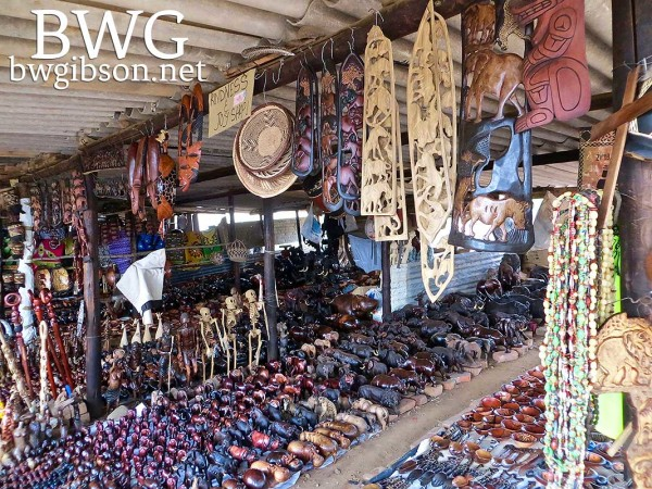 Curio Market Zimbabwe